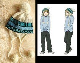 Wholesale Anime Cap Hat Noragami Yukine Cosplay Animate Costume Handmade