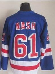 Wholesale Rangers Rick Nash Blue Home Hockey Jersey New Season Hockey jerseys Buy Various Hockey Jersey
