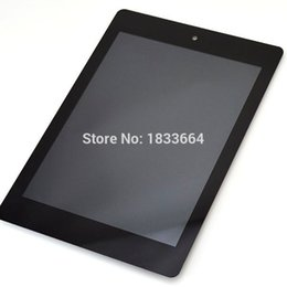Wholesale Black LCD display touch screen with digitizer assembly For Acer Iconia Tab A1 A1