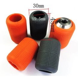 Wholesale-Free Shipping 5pcs lot Autoclavable Soft SILICON GRIP COVERS Tattoo Grip Supply Equipment