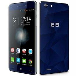 Wholesale Dual Glass Elephone S2 G LTE Bit Quad Core MTK6735 GHz GB RAM GB ROM Android Lollipop Smart Wake MP Camera GPS Smart Phone