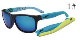 Wholesale Top Classic fashion Men woman ARNETTE sunglasses Polarized radiation sport colorful Can remove legs sunglasses
