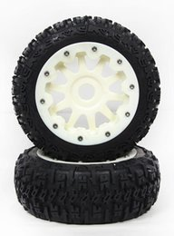 Wholesale Rovan Baja B three generation of waste nylon wheel tire assembly