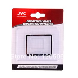 Wholesale JYC Pro mm Hard LCD Screen optical rigid GLASS Protector Cover For All Inch Digital Camera Accessories