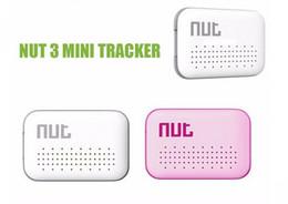 Nut 3 Mini Smart Tag GPS Tracker Locator Sensor Alarm Anti Lost Wallet Pet Child Locator
