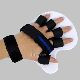 Hand Finger Separating Plate Rehabilitation Hemiplegia and Cerebral Palsy or Infarction Spasm Deformity Orthotics for Stroke Rehabilitation