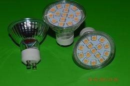 Wholesale Special Offers AC230V W GU10 Lamp Super Brightness SMD5050 LED LED Spotlight Put On Short Allowance