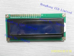 Wholesale Lcd display module BLUE1602 QC1602A V2 blue LCD Module Display X2 Blue Blacklight