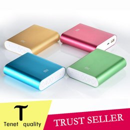 Wholesale XIAOMI Power Bank portable charging treasure intelligent mobile power supply mah compatible with samsung iphone