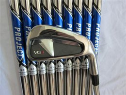 Wholesale Brand New Golf Clubs VG3 Forged Irons VG3 Golf Forged Irons Pw Steel Shaft Come With Head Cover