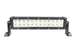13 inch 72W CREE LED Light Bar for SUV ATV LED Bar Offroad 4X4 LED Work Light Off Road Light Bar 72W