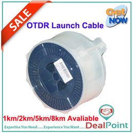 Wholesale Optical OTDR Launch Tester Fiber Cable SC LC FC SC APC UPC Connector Avaliable