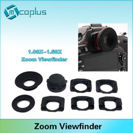 Wholesale Mcoplus x x Zoom Viewfinder Eyepiece Magnifier for Canon D Mark II DIII D D D D D D D D D D
