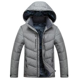 Wholesale Fall Brand Face With Logo Jaqueta Masculina Winter Down Coat Outwear Parks Duck Down Sports Outdoor Hood Chaqueta Hombre