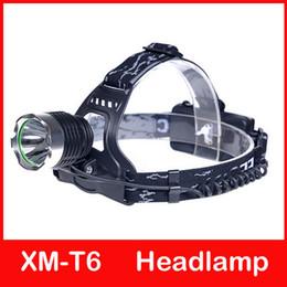 2015 Outdoor Sport 2000 Lumen Headlight Head light CREE T6 LED Headlamp Head light Lamp Outdoor Sport Free Shipping