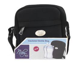 Wholesale Apre Baby Bottle Insulated Cooler Bag Fits all bottles insulated bottle bag baby milk bottle feeding bottle warmer Tote Bag BLACK