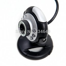 Wholesale Web Cam Camera Laptop Computer With Mic Mega M USB LED Webcam Best Selling