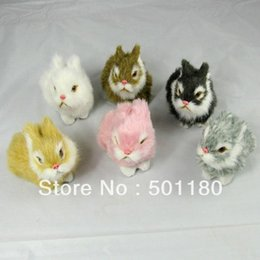 Wholesale-free shipping decorative rabbit