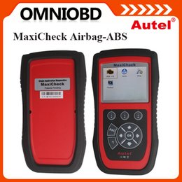 Wholesale 2015 Original MaxiCheck Airbag ABS Special Application Diagnostic Scanner Tool Autel MaxiCheck Airbag ABS SRS Light Service