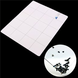 Wholesale Silicone Magnetic Project Mat Paid Pad Tool for Mobile Phone Repairing Rework Professional cm X cm