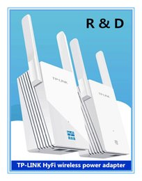 Wholesale TP LINK Double entry building big bedroom villa special TL H29RA H29EA M wireless router power cat