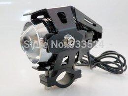Wholesale Lights For Track Bikes - Transformers 15W LED Metal Spot Fog Lights For Honda Yamaha Kawasaki Suzuki Harley Motorcycle Dirt Bike Dual Sports ATVs order<$18no track