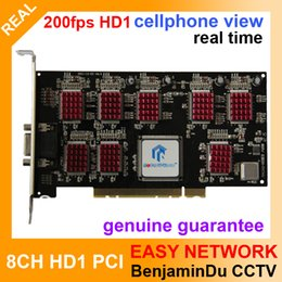 Wholesale best video capture card best audio capture card ch real time d1 avi format support iphone android symbian ch hybrid system