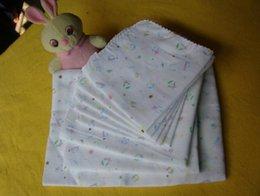 Wholesale Deal Cartoon print Cotton gauze muslin face towel bath towel baby bib infant wrap newborn blanket set x pack