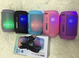 Bluetooth Mini Speaker MY500BT subwoofer wireless HIFI speaker with colorful LED light Support TF Card for iphone HTC tablet FREE DHL NEW