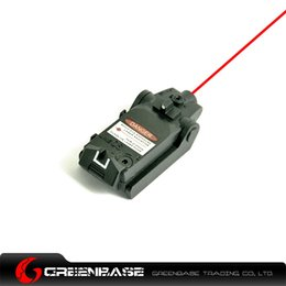 Wholesale New Tactical Red Laser Sight for Pistol Red Laser Pointer For Glock C Series mm Rail Mount NGA0376