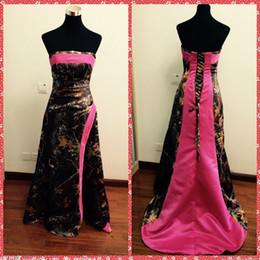 Real Photo 2016 Camo Wedding Dresses A-Line Court Train Lace Up Bridal Gowns Custom Made In China Vestidos De Novia Spring Bridesmaid Dress
