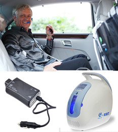 Wholesale Portable Oxygen Concentrator Home use oxygen concentrator with car power adaptor zh j11