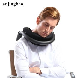 Wholesale Newest Travel Healthy Car Pillows Neck Pillow Ineckfit anjingbao Neck Protector Pillows to Protect Your Health