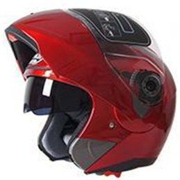 Wholesale Safe Flip Up Motorcycle Helmet With Inner Sun Visor Everybody Affordable JIEKAI Motorcycle Helmets BLACK MATT BLACK RED WHITE YELLOW