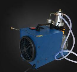 Wholesale 300bar hot selling small pump Portable pcp high pressure air compressor psi air pump for L tank