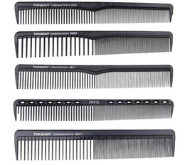 Wholesale Hot Sale Hair Style Comb Hair Styling Tools Plastic Anti Static Professional Salon Comb High Quality