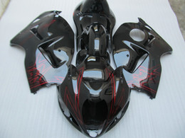 Injection Fairings bodywork for 1996 2007 Hayabusa GSXR1300 GSX R1300 96 00 07 Fairing body kit seat cowl tank cover SD21
