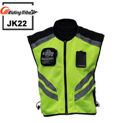 Riding Tribe motorcycle motorbike bike racing high visible reflective warning jacket, JK22 Reflective Safety Clothing