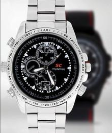 8GB SPY CAM SPY MINI DVR Hidden watch spy Camera 720*480 1280x960 hidden watch camera