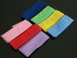 Eaux fraîches à vendre-50PCS mélangé couleur été glace écharpe super Cool Cooling Headband fraîche glace towel froid cou cou refroidisseur refroidisseur cool cou