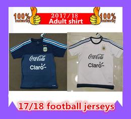 2017-2018 Argentina national team training suit ball clothes 17-18 Argentina jersey MARADONA ENRIQUE BATISTA football shirt