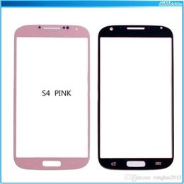 2017 écran tactile pour samsung Samsung Galaxy S3 S4 S5 Verre Extérieur LCD Verre Extérieur Touch Screen Cover Pièces de rechange Pour la note 1/2/3/4 écran tactile pour samsung à vendre