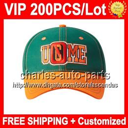 VIP Price 100% NEW Orange green Cap Top Quality VIP501 HOT Green Caps Baseball Hats Factory onlie store!