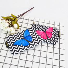 Fashion Design Coin Purse The Coin Receives Dime Bag Lovely Miniature Pattern Fresh Short Women's Bags Canvas Zip Coin Pouch