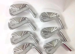 New Mens iD Golf head iD nabla TOUR Golf irons 4-9 P Irons head set No Golf shaft Clubs Free shipping