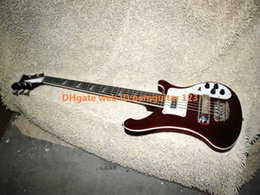 Wholesale Bass guitars strings Electric Bass wine Red New Arrival best selling