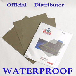 Wholesale 10 Sheets Wet and Dry Sandpaper grit STARCKE Abrasive Waterproof Paper