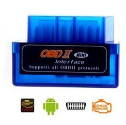 Wholesale Manufacturers selling C4 model MINI ELM327 Bluetooth car fault diagnostic scanner detection equipment