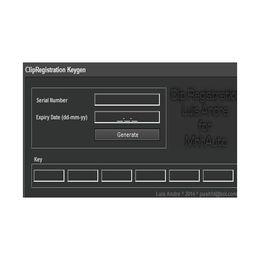 Fcarobd Registro 1pc videoclip Keygen para Renault puede acortar la herramienta de software de crack renault generador de claves de clip gratuito HKpost desde clips de renault fabricantes