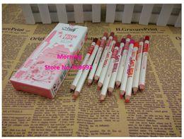 Wholesale 144pcs Menow makeup hot selling wood lipliner pencil assorted colors waterproof lip pencil P14002